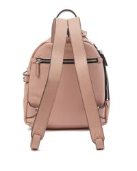 Vince Camuto - Black Giana Small Leather Backpack - Lyst
