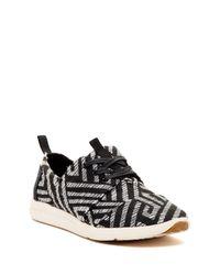 TOMS   Black Del Rey Sneaker   Lyst