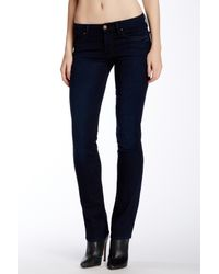 Mother - Blue The Mid-rise Rascal Jean - Lyst
