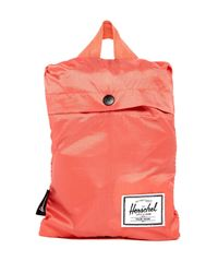 Herschel Supply Co. | Pink Packable Duffle for Men | Lyst