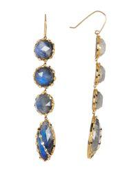 Lana Jewelry - Metallic 14k Gold Mesmerize Droplet Earrings - Lyst