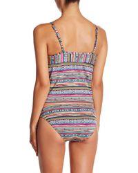 Lucky Brand - Multicolor Arabian Night Tie Hipster Bikini Bottom - Lyst
