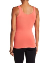 Hanro - Pink Touch Feeling Tank Top - Lyst