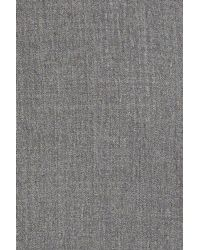 Haspel | Gray 'journeyman' Trim Fit Solid Wool Suit for Men | Lyst