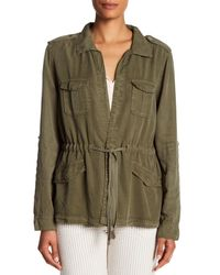 Sanctuary - Green Field Jacket - Lyst