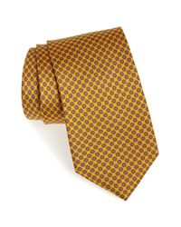 Bonobos - Yellow Bay Floral Silk Tie for Men - Lyst
