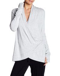Ugg - White Gillian Sweater - Lyst