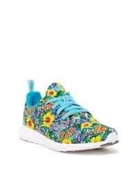 PUMA | Blue Carson Hibiscus Runner Training Shoe | Lyst