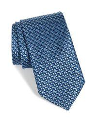 John W. Nordstrom - Blue Dot Silk Tie for Men - Lyst
