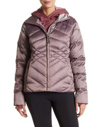 The North Face | Gray Aconcagua Front Zip Jacket | Lyst