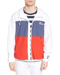 Penfield - White Alosa Colorblock Jacket for Men - Lyst