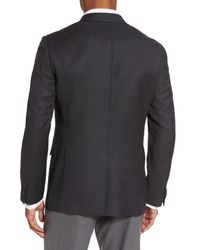 Theory - Multicolor Gansevoort Nailhead Trim Fit Blazer for Men - Lyst