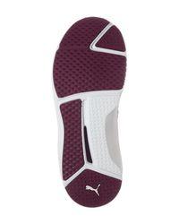 PUMA - Purple Fierce High-Top Sneaker for Men - Lyst