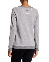 Tommy Bahama - Gray Nfl Windward Crew Neck Sweater - Lyst