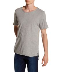 Threads For Thought - Gray Miles Slub Tee for Men - Lyst