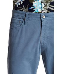 AG Jeans - Blue Graduate Tailored Leg Pant for Men - Lyst