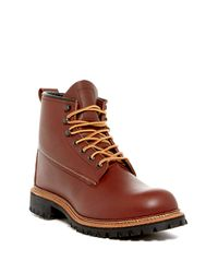 "Red Wing | Red 6"" Ice Cutter Boot for Men 
