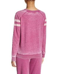 Honeydew Intimates - Pink Long Sleeve Sweatshirt - Lyst