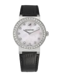 Swarovski - Metallic Women's Citra Sphere Swiss Quartz Watch - Lyst