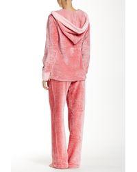 Blush Lingerie - Pink Lara Lounge Set - Lyst
