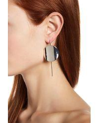 Botkier - Multicolor Circle Drop Earrings - Lyst