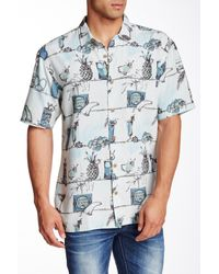 Jack O'neill | Blue Home Bru Regular Fit Shirt for Men | Lyst