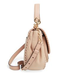 MICHAEL Michael Kors - Multicolor Medium Isadore Leather Crossbody Bag - Lyst