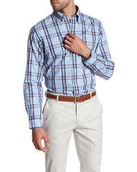 Brooks Brothers - Blue Regent Plaid Original Fit Shirt for Men - Lyst