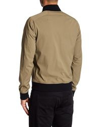 Theory - Multicolor Bomber Jacket for Men - Lyst
