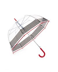 Shedrain Red Snap Strap Closure Yippy Stick Umbrella