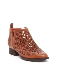 Jeffrey Campbell - Brown Taggart Ankle Boot - Lyst