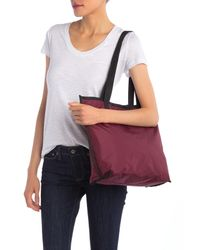 LeSportsac - Red Madison Reversible Tote Bag - Lyst