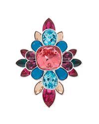 Swarovski - White Cardinal Crystal Ring - Size 55 (us 7) - Lyst