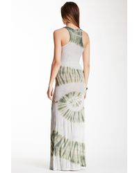 Go Couture - Multicolor Tie-dye Maxi Dress - Lyst