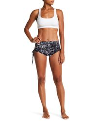 K-DEER - Multicolor Bum Bum High-waisted Bikini Bottom - Lyst