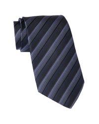 John Varvatos - Blue Classic Silk Neck Tie for Men - Lyst