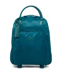 Lipault | Blue Lady Plume Nylon Wheeled Business Carry-on | Lyst