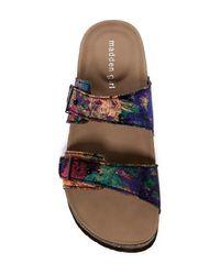 Madden Girl - Multicolor Bezell Sandal - Lyst