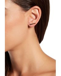 Gorjana - Metallic Marla Bar Ear Climbers - Lyst