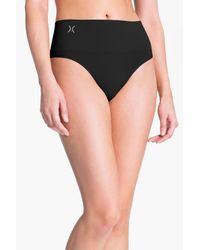 Yummie By Heather Thomson - Black Jasmina Seamless Thong - Lyst