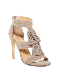 Chinese Laundry - Multicolor Speak Easy Suede Sandal - Lyst