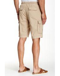 Tailor Vintage - Natural Cargo Short for Men - Lyst