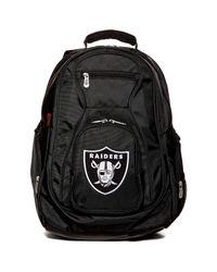 Mojo - Black Oakland Raiders Travel Backpack for Men - Lyst