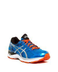 Asics   Blue Gel-exalt 3 Running Shoe for Men   Lyst