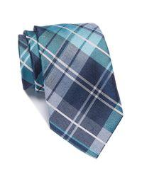 Nautica - Blue Arlington Plaid Tie for Men - Lyst