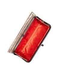 Hobo - Multicolor Rachel Continental Leather Wallet - Lyst