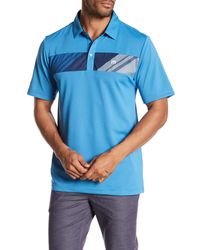 Travis Mathew - Blue Knot Sports Inspired Tee for Men - Lyst