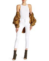 Siwy - White Bella Straight Leg Jean - Lyst