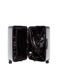 "Anne Klein - Metallic Dubai 28"" Hardside Spinner Luggage for Men - Lyst"
