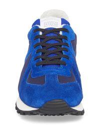 MM6 by Maison Martin Margiela - Blue Maison Margiela Replica Runner Sneaker (men) for Men - Lyst